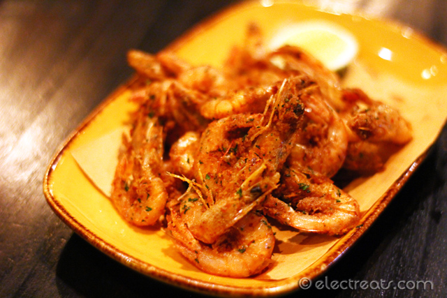 Crispy Shrimp Bites