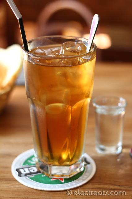Iced Tea - IDR 17K (No-Refill)