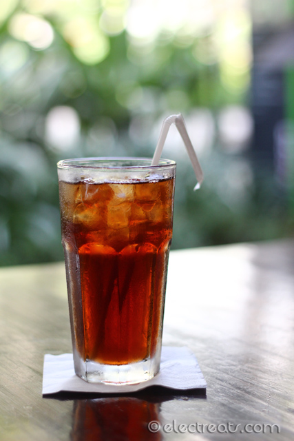 Iced Tea - IDR 18K