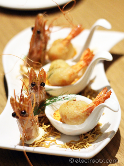 Spicy Shrimps - IDR 42K
