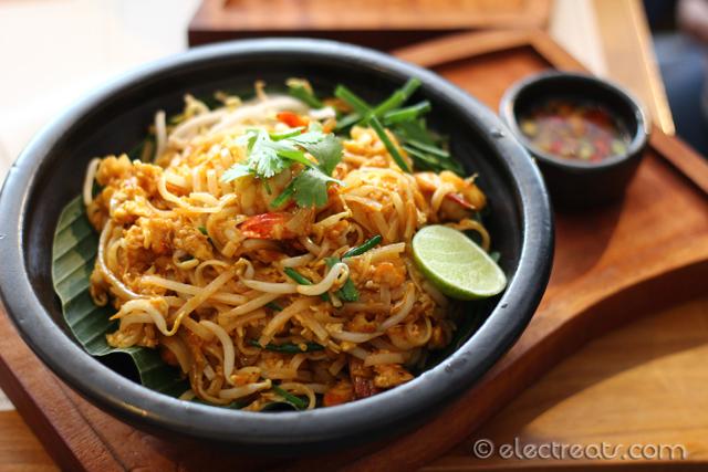 Kway Teow Pad Thai - IDR 65K
