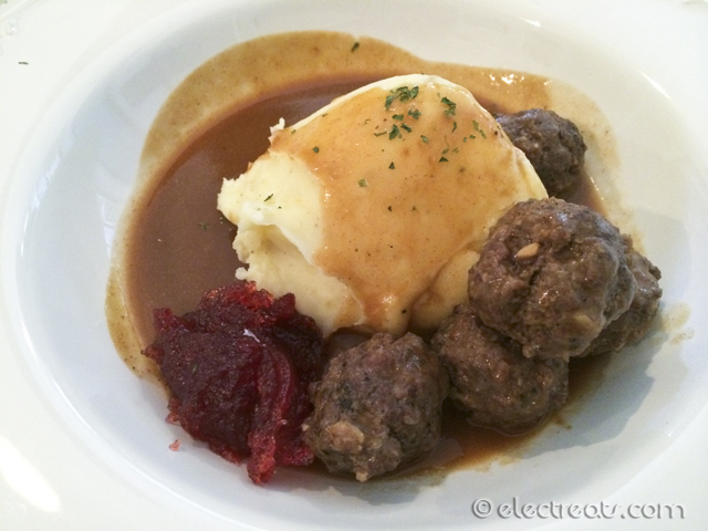 Swedish House Meatballs - IDR 58K