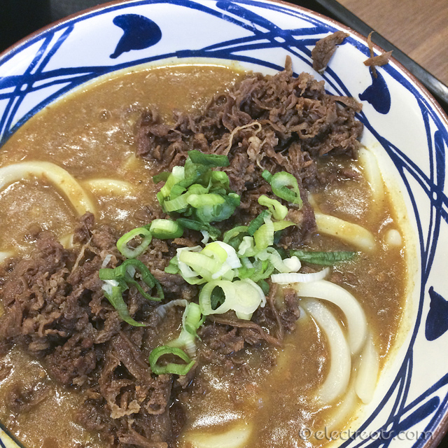 Beef Curry Udon - IDR 50K
