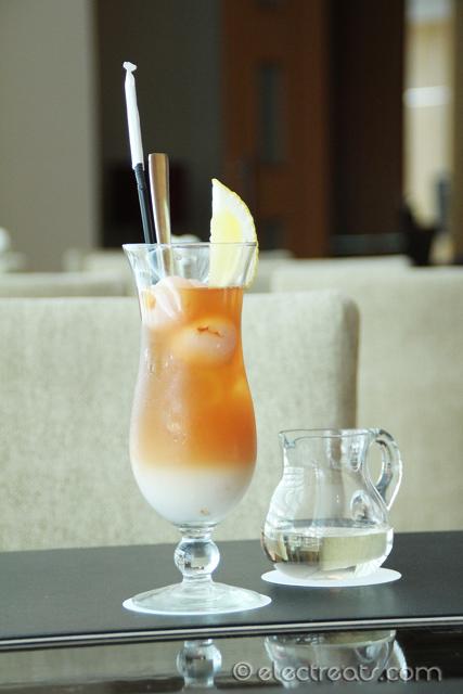 Lychee Iced Tea - IDR 23K