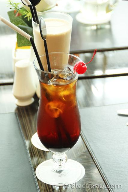 Mocha Iced Tea - IDR 23K
