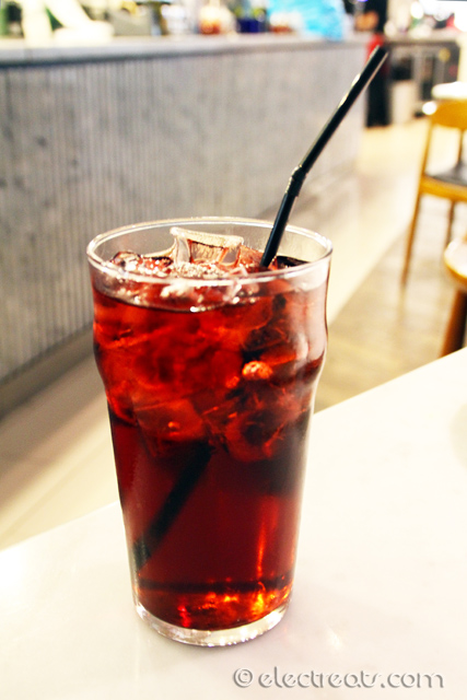 "Nestle Blackcurrant Tea (Refill) - IDR 30K  Did someone say ""free refills""? I'm in!"