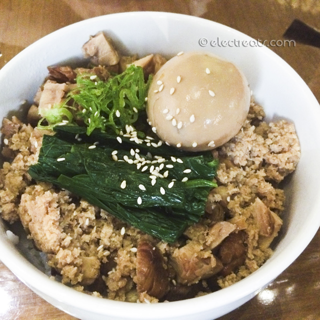 Chicken Rice Bowl - IDR 48K
