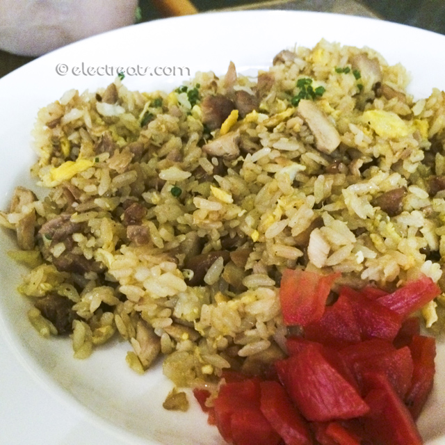Chicken Fried Rice - IDR 39K