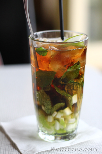 Mint Iced Tea
