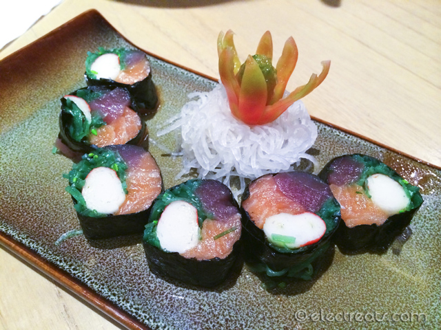 Three Amigos Sushi Roll - IDR 55K