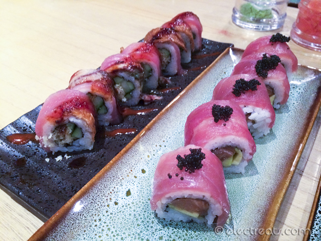 Flying Fish Roll - IDR 59K