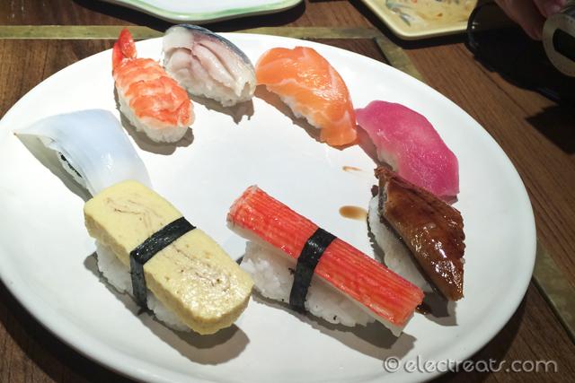 Nigiri Sushi Nami - IDR 78K