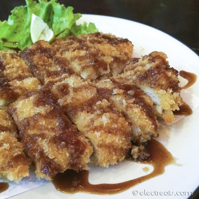 Chicken Katsu - IDR 39K