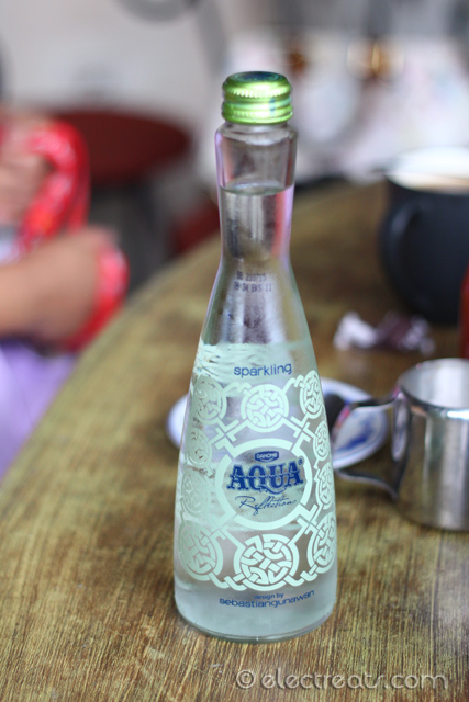 Aqua Sparkling - IDR 38K