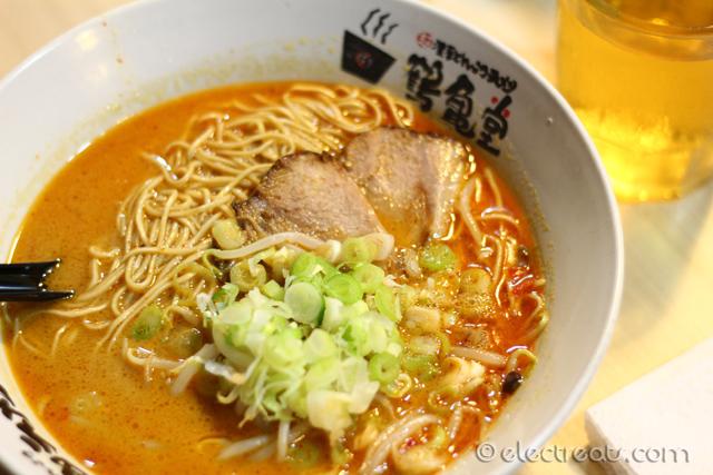 Tonkotsu Shisen Ramen - IDR 45K