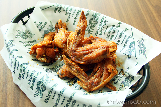 Louisiana Rub Chicken Wings My personal favorite. Great balance of flavors.