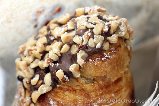 Nutella Hazelnut Brewnut/Cronut/Cruffin